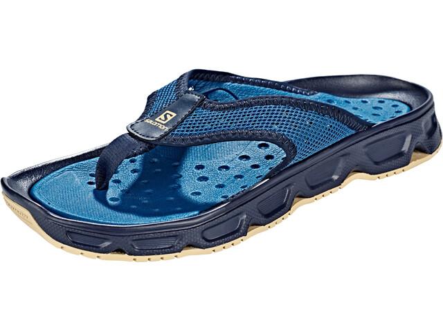 Salomon RX Break 4.0 Chaussures Homme, navy blazer/poseidon/taos taupe